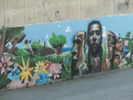 Botany graffiti, Malaga