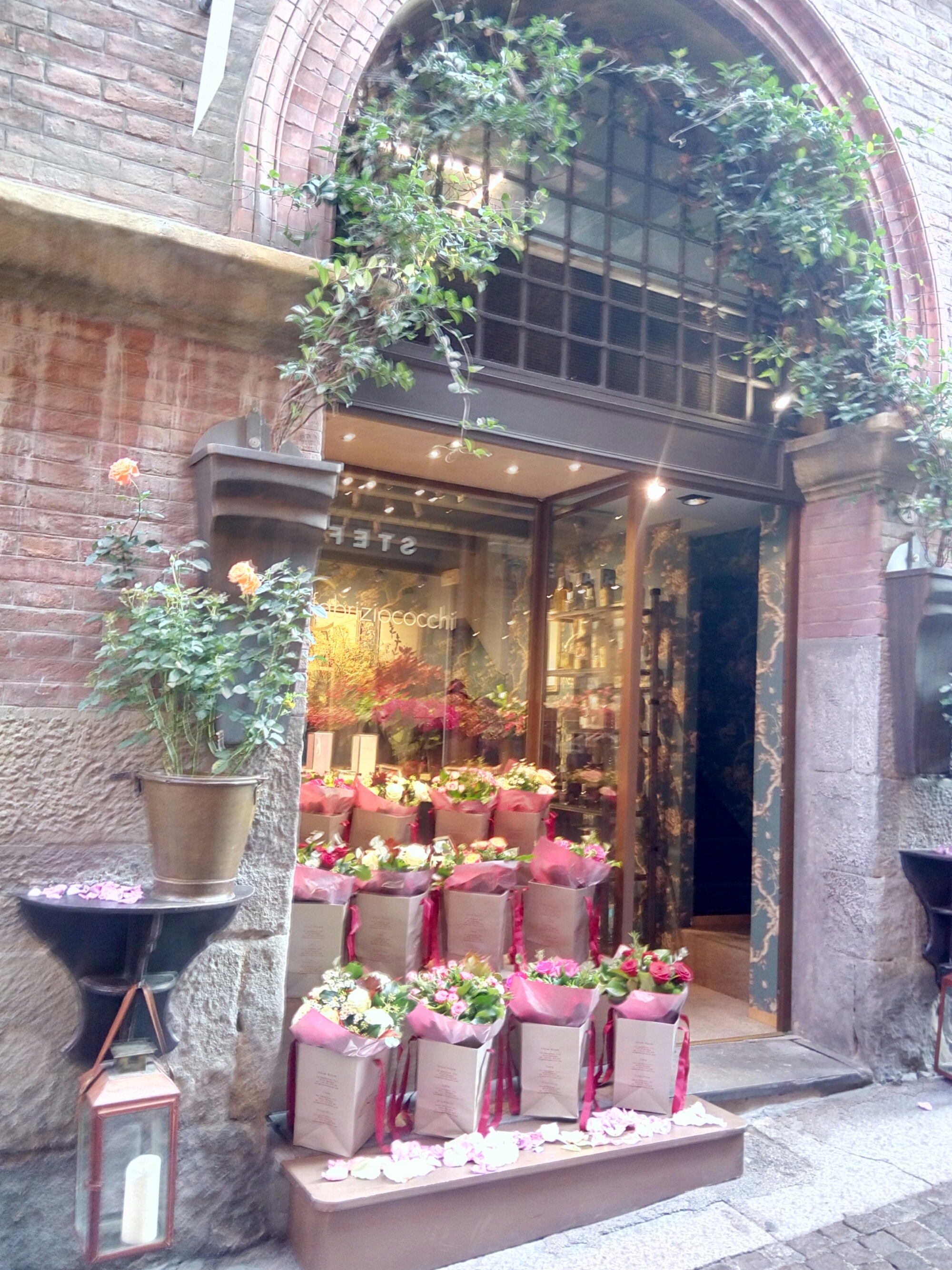 Bologna flower Shop...