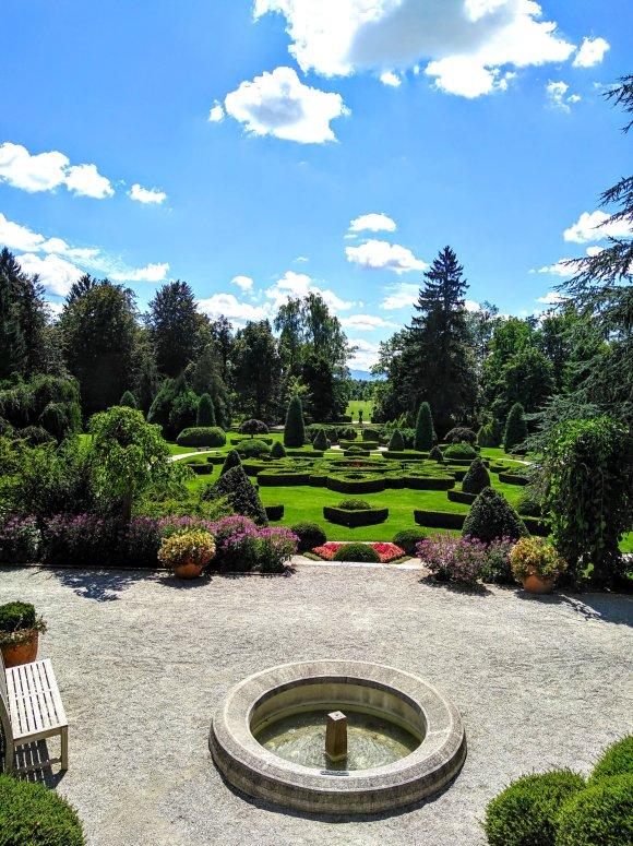 Arboretum Volcji potok original photo Tamara Jare